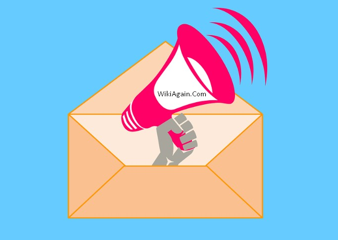 email marketing. email campaigns. spam email wikiagain.com