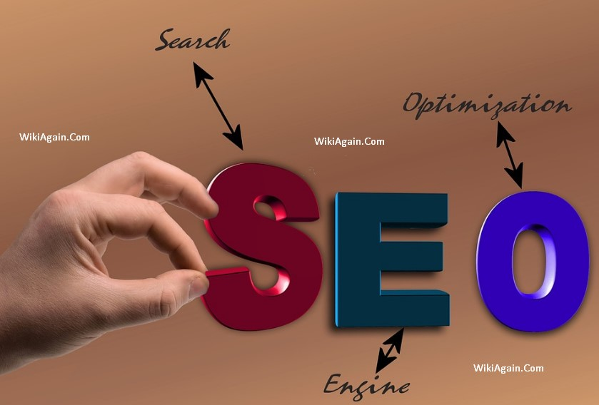 Seo, Keyword and content optimization quality content search engine wikiagain.com